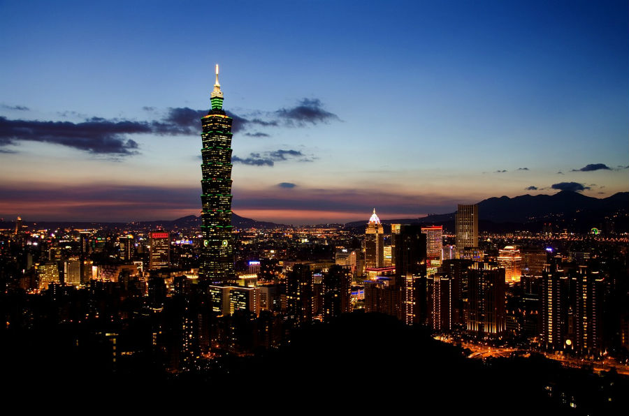 Taipei octubre