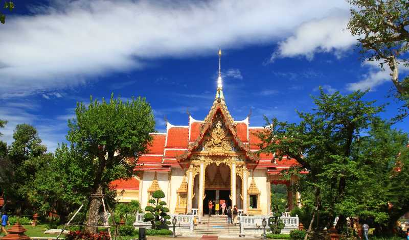 templo chalong