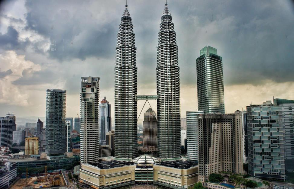 edificios más altos torres petronas