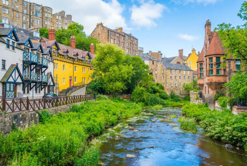 viajar a edinburgo en semana santa