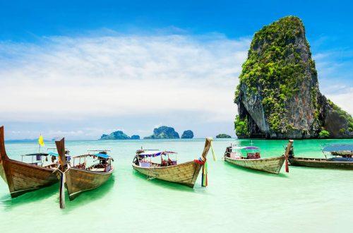 vuelo tailandia